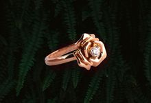 Precious Ring by CLARTE Jewellery