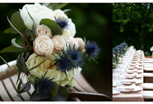 An intimate wedding in Tuscany by C&G Wedding and Event Designer