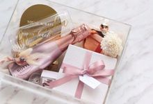 Box Decor & Styling Service by Cethereal.co