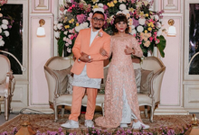 GITA & TYO - WEDDING RECEPTION by Promessa Weddings
