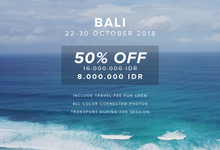 DISC 50% BALI PRE-WEDDING - October 2018 by Ducosky