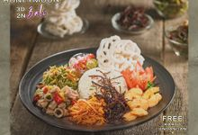 Nendia Primarasa Hadir di Indonesia Dream Wedding Festival by Nendia Primarasa Catering