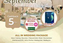 SEPTEMBER SPECIAL DEALS by Sky Wedding Entertainment Enterprise & Organizer