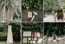 Hendri & Christine Bali Wedding by Levin Pictures