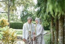 Novia & Andika by PUREPOSE