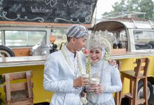 Wedding Tia & Sidiq by PUREPOSE