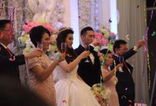 The Wedding Of ALVIN & DELY by MaRC Entertainment