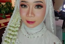 Hijabdo Modern by iir bahari professional makeup and wedding