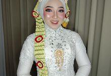 Solo Puteri Berhijab Tanpa Paes by iir bahari professional makeup and wedding