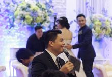 Christian & Hanni Wedding by STIVEN PATRAS