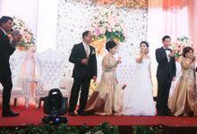 Lucken & Christine Wedding by STIVEN PATRAS