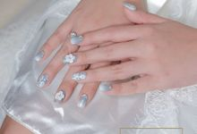 The Wedding Of Kenny & Rosaline by Sparkling Nail