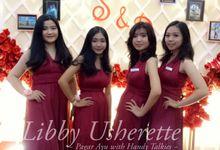 Libby Usherette by Libby Usherette
