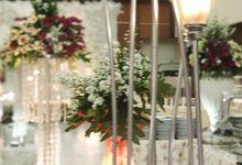 The Wedding Of Rima & Idrus by Dirasari Catering