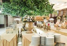 The Wedding Of Nesty & Fani by Dirasari Catering