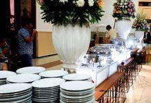 Rustic Wedding by Dirasari Catering
