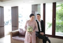 Wedding Of Stephan & Anggita by Natasya Putri Makeup Artist