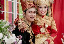 Akad Nikah Dicky & Putri by Griya Pengantin Andika Puri