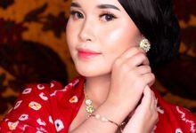 Makeup Pre Wedding Kak Indah by Ellvany Makeup