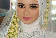 Wedding Kak Putri by Ellvany Makeup
