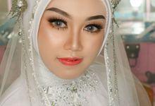 Wedding Kak Lina by Ellvany Makeup