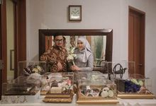 Kharisma And Gilang Engagement by Seserahan by Rose Arbor