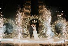 Dede Satiya & Ayu Dinner Reception by Yes Bali Wedding