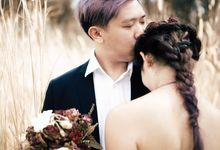 Prewedding shoot with Eddie and Amanda by By Priscilla Er / Makeup Artist