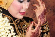 henna pengantin by ulfah henna art