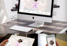 Simply Pureple Themes by Love Invitation