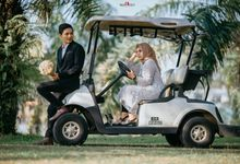 The Story of Pury & Arbi at Golf Gading Serpong by Trickeffect
