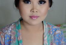 Graduation / prom makeup by Purpleblend Makeup