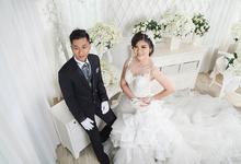 Prewedding Photoshoot by Purpleblend Makeup