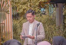 Puspa & Clinton's Wedding by Wildan Fahmi MC