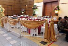 Pernikahan Tema Adat Minang by PUSPA CATERING