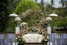 Puspaka Wedding Chapel by The Kayon, Truly Ubud Resort