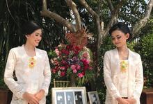 Vina - Evan's Wedding by Puspita Pagar Ayu