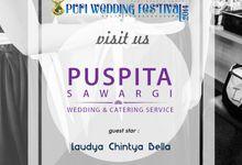 PUSPITA SAWARGI HADIR PADA EVENT Puri Wedding Festival 2014 by PUSPITA SAWARGI (wedding and catering service)