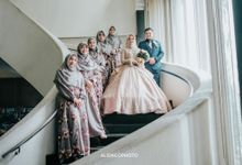 THE WEDDING OF RIA & ILYAS by alienco photography