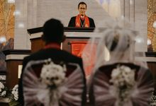 Putra & Dita Wedding at Novotel Bogor by AKSA Creative