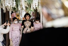 Putri & Kevin Wedding at Azila Villa by AKSA Creative