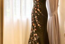 Blossom QíPáo by Putri Cindana Couture