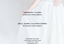 PACKAGE by Putri Cindana Couture