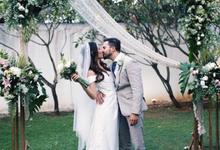 Natascha & Vitor by Putri Nugreni Bridal & Couture