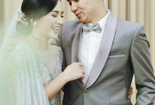 Indah & Ifal by Putri Nugreni Bridal & Couture