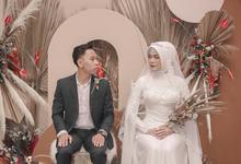 Vonny & Bekti  by Putri Nugreni Bridal & Couture