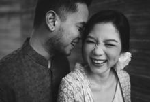 Prewedding of Putri and Seno by Tabitaphotoworks