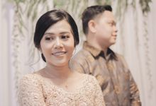 Engagement of Putri & Reza by Mementwo BDL