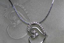 Diamond Pendants by Belle Jewelry