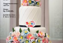 new model by Pelangi Cake
